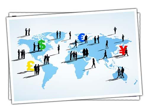 international business internship
